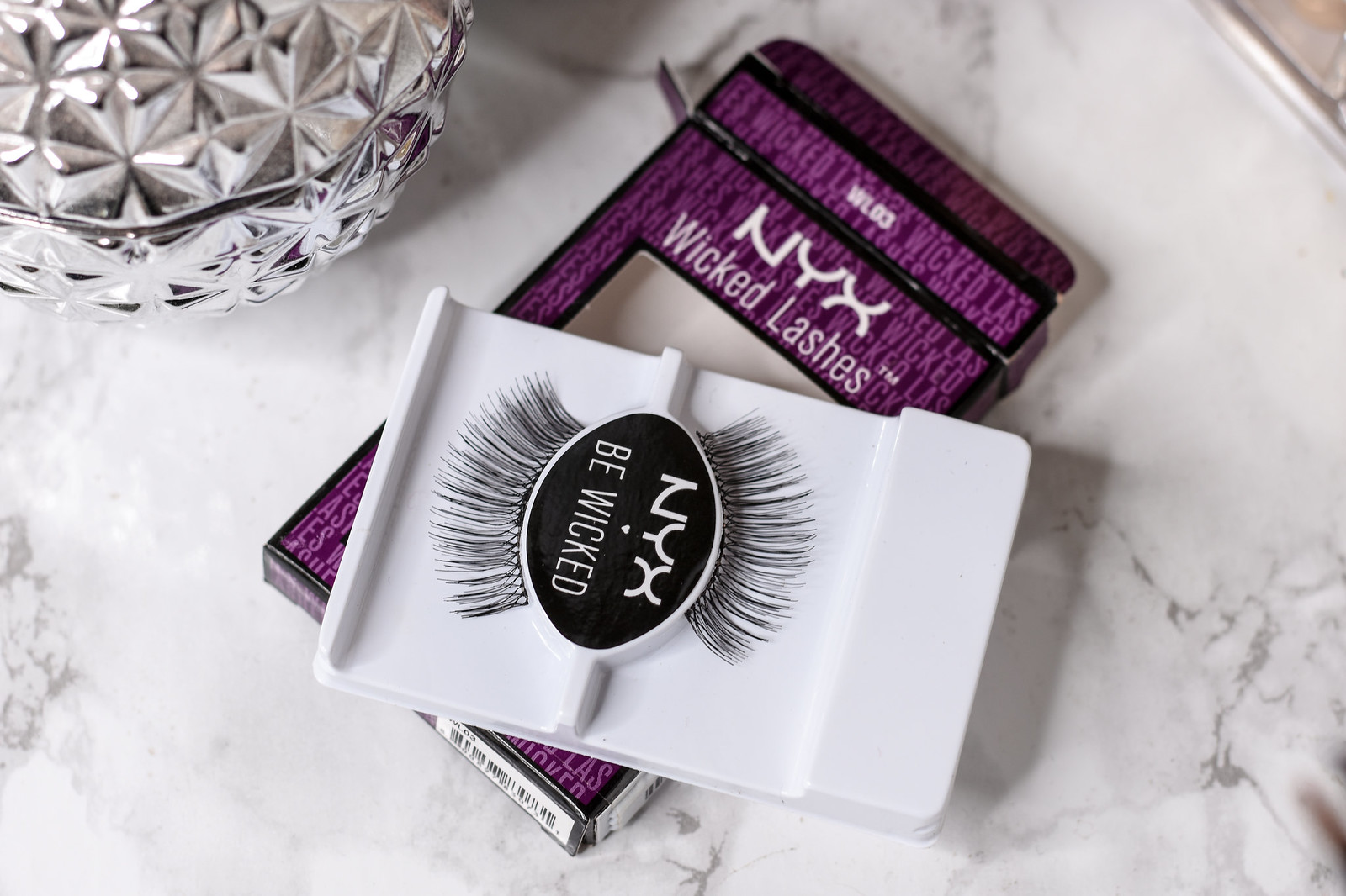 NYX Wicked Lashes 'Fatale' review