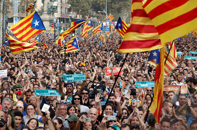 Catalonia: independence day