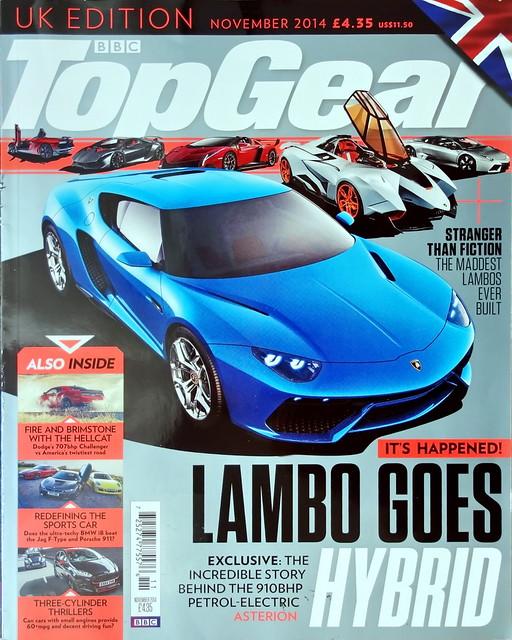 BBC Top Gear 11/2014