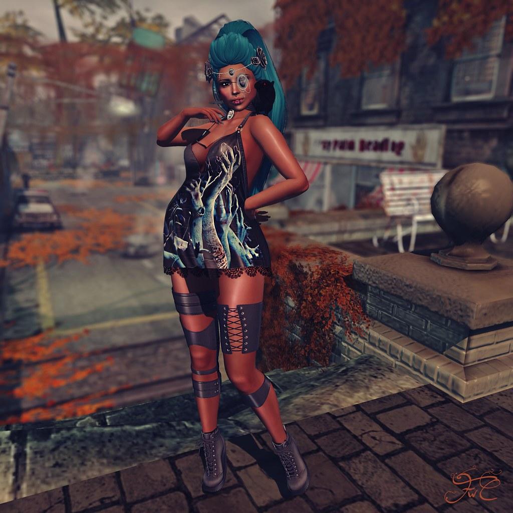 Pumpkins Dress