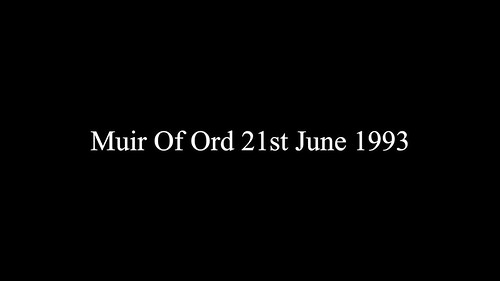 Muir Of Ord 1993