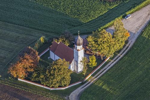 Pilgrimage Church Of St. Wolfgang