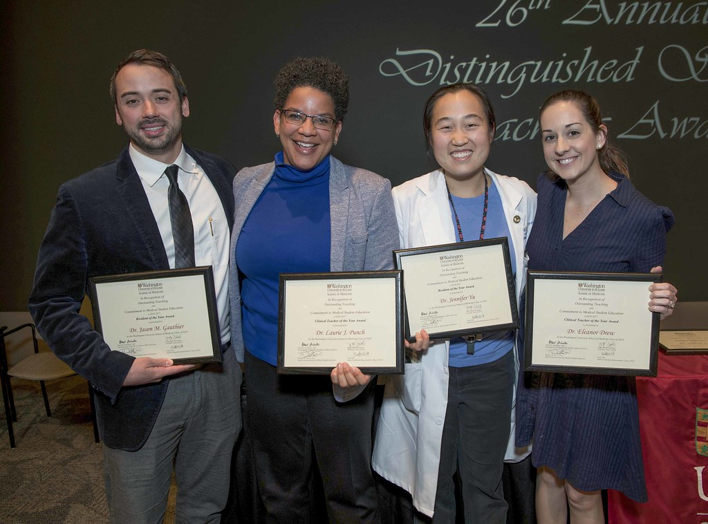 Distinguished Service Teaching Awards