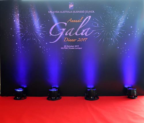 2017 October - MABC Annual Gala Dinner 2017 [Ambient and Details]