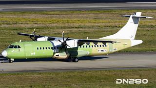 ATR 72-600 msn 1461