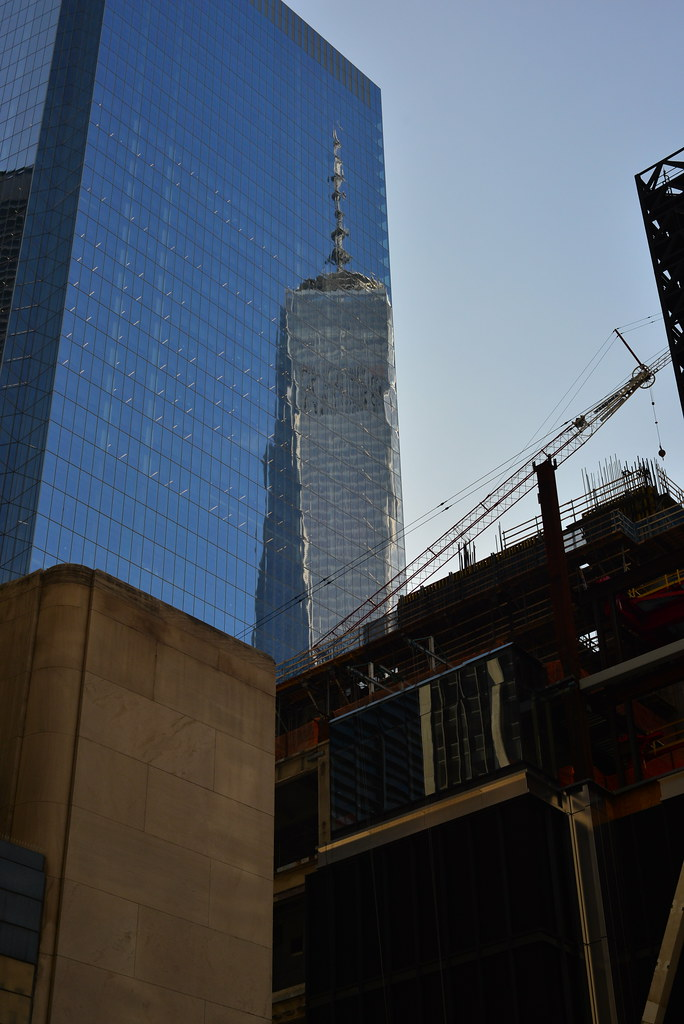 WTC reflection
