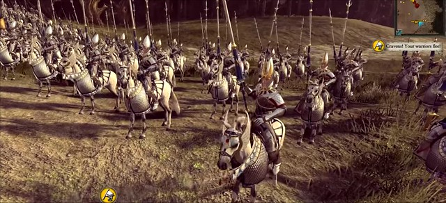 Total War Warhammer 2 - Silver Helms