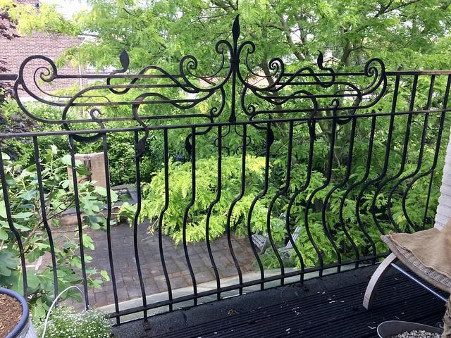 Smeedwerk balkon