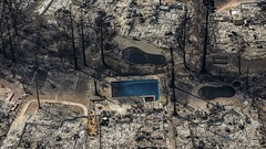 Whole towns evacuated as Northern California firestorm grows, at least 23 people are dead
