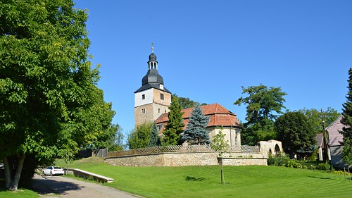 St. Petri Kirche in Trebra