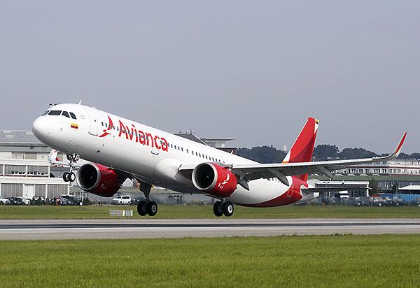 Avianca A321neo (Airbus)