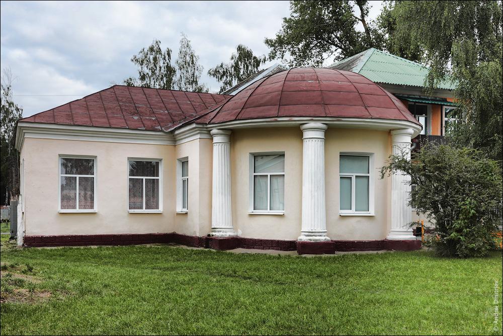 Дом Жукова