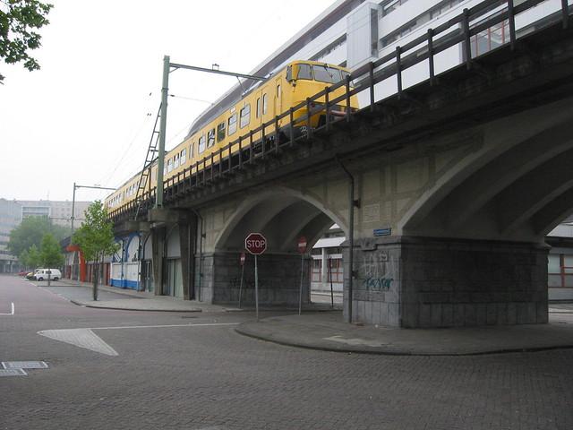 2003: dagje Hofpleinlijn (20030809)