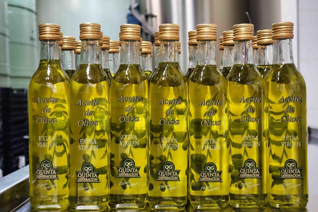 Mendoza - Huile d'olives Pasrai