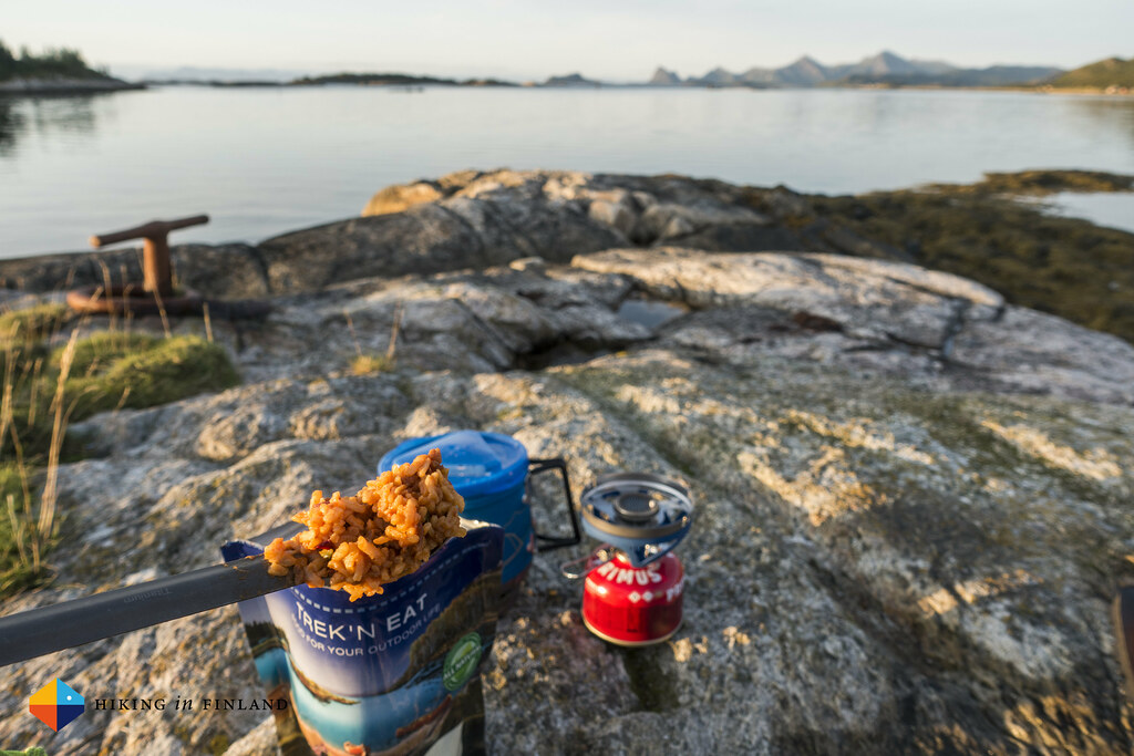 Trek'N Eat Balkan Risotto - Guten Appetit!