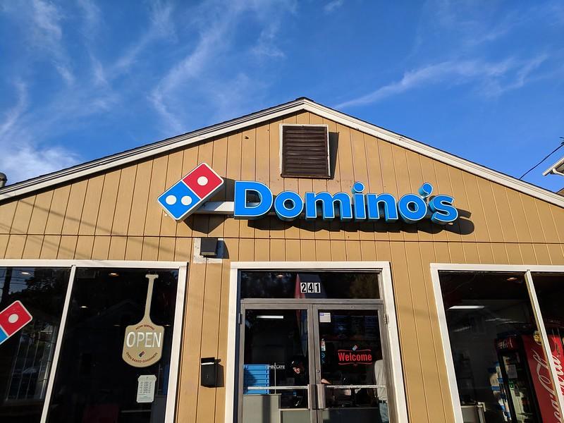 Domino's (Willimantic, Connecticut)