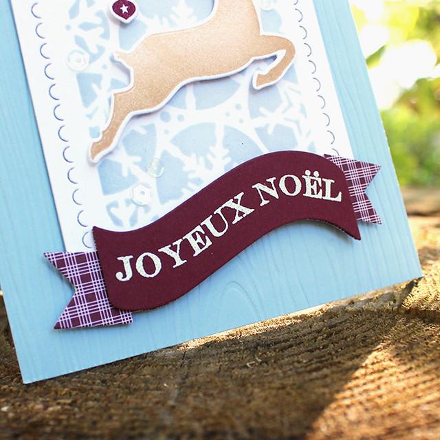 Joyeux Noël Card 4