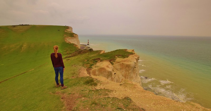 Birling Gap to Beachy Head - South Downs Way