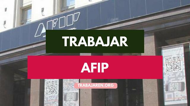 Trabajar en AFIP