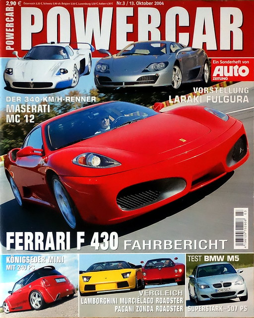Powercar 3/2004