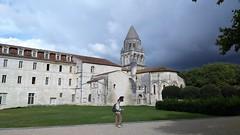 EGLISE ABBATIALE - Photo of Berneuil