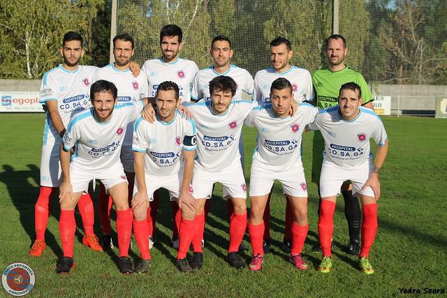 CD. PONTELLAS VS UD. OURENSE