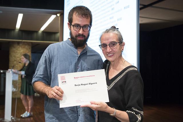 Premi Beques Màster Excel.lència