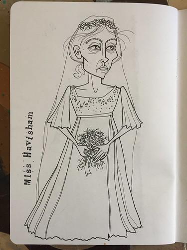 24 - Miss Havisham 1