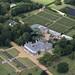 Melton Lodge Estate Vineyard in Woodbridge - Suffolk UK aerial