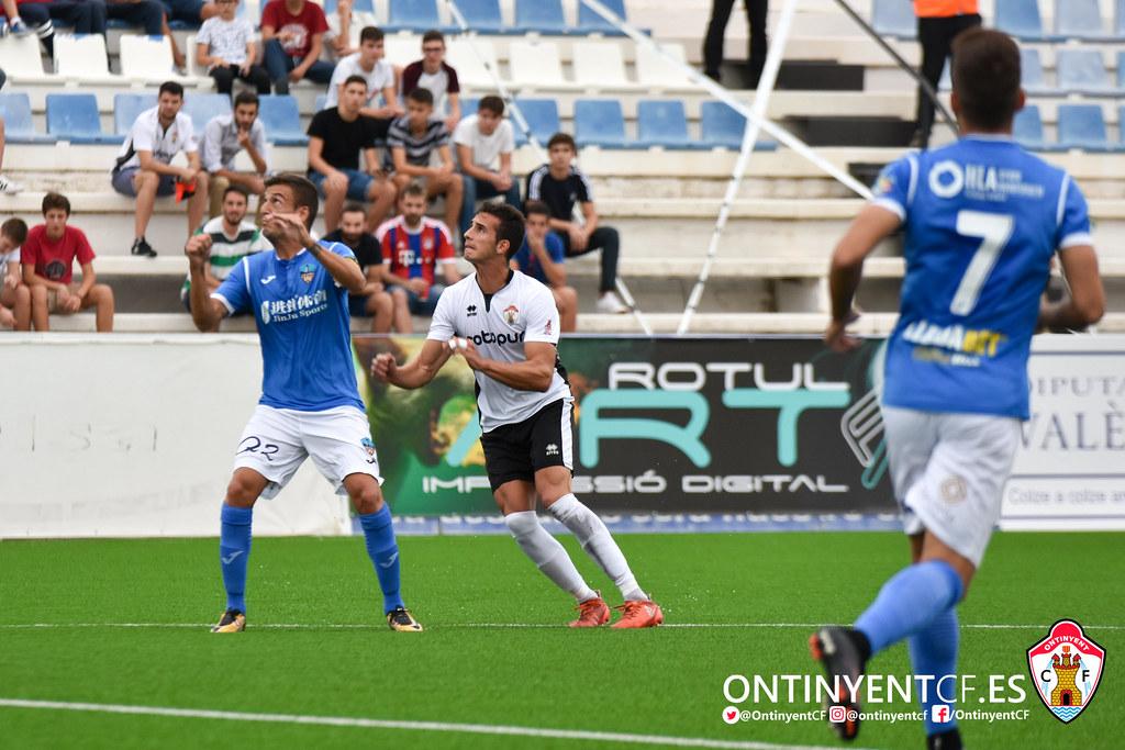 J7 Ontinyent CF - Lleida Esportiu