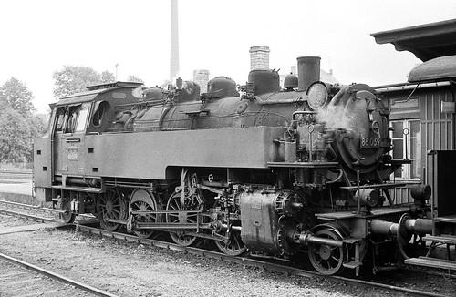 DR 86 059 (Borsig 1932) Bw Zwickau