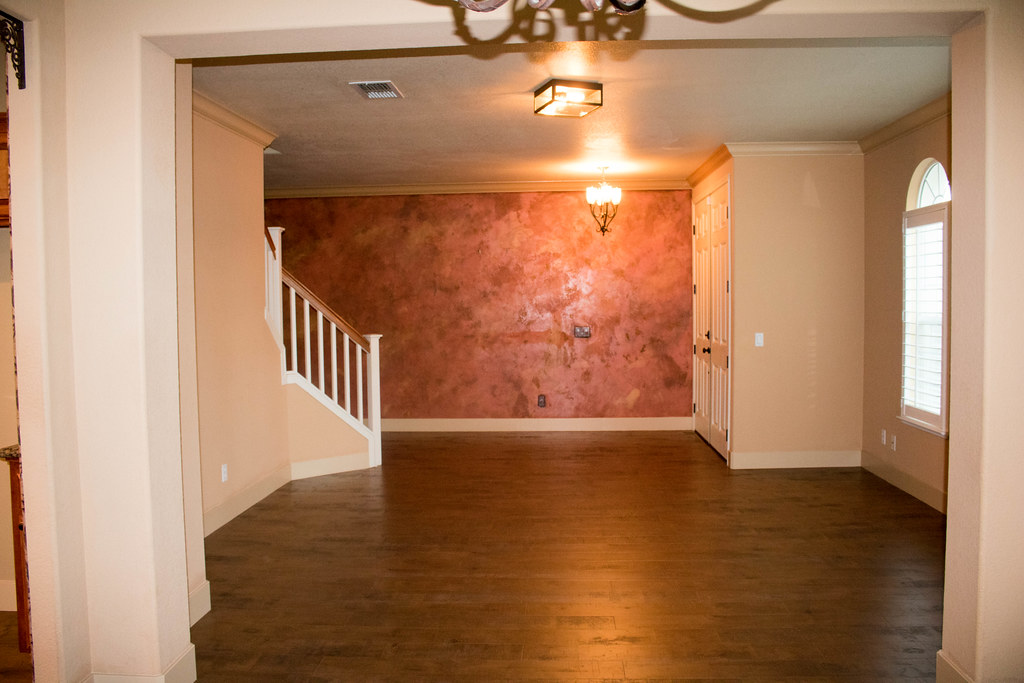 Entry and Dining Room