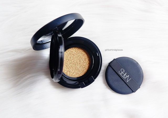 NARS Aqua Glow Cushion Foundation