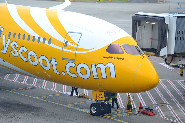 Scoot Promo Manila to Australian Cities