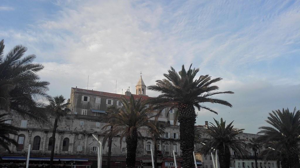 Splitin vanhan kaupunki
