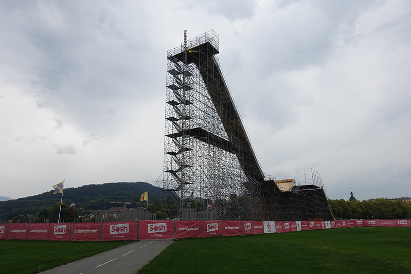 Ramp @ Sosh Big Air @ Pâquier @ Annecy