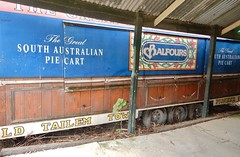 An Old Adelaide Pie Cart