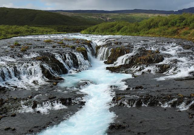 Brúarfoss, Iceland