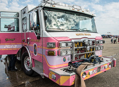 Pink Prince George's County Fire Engine 805