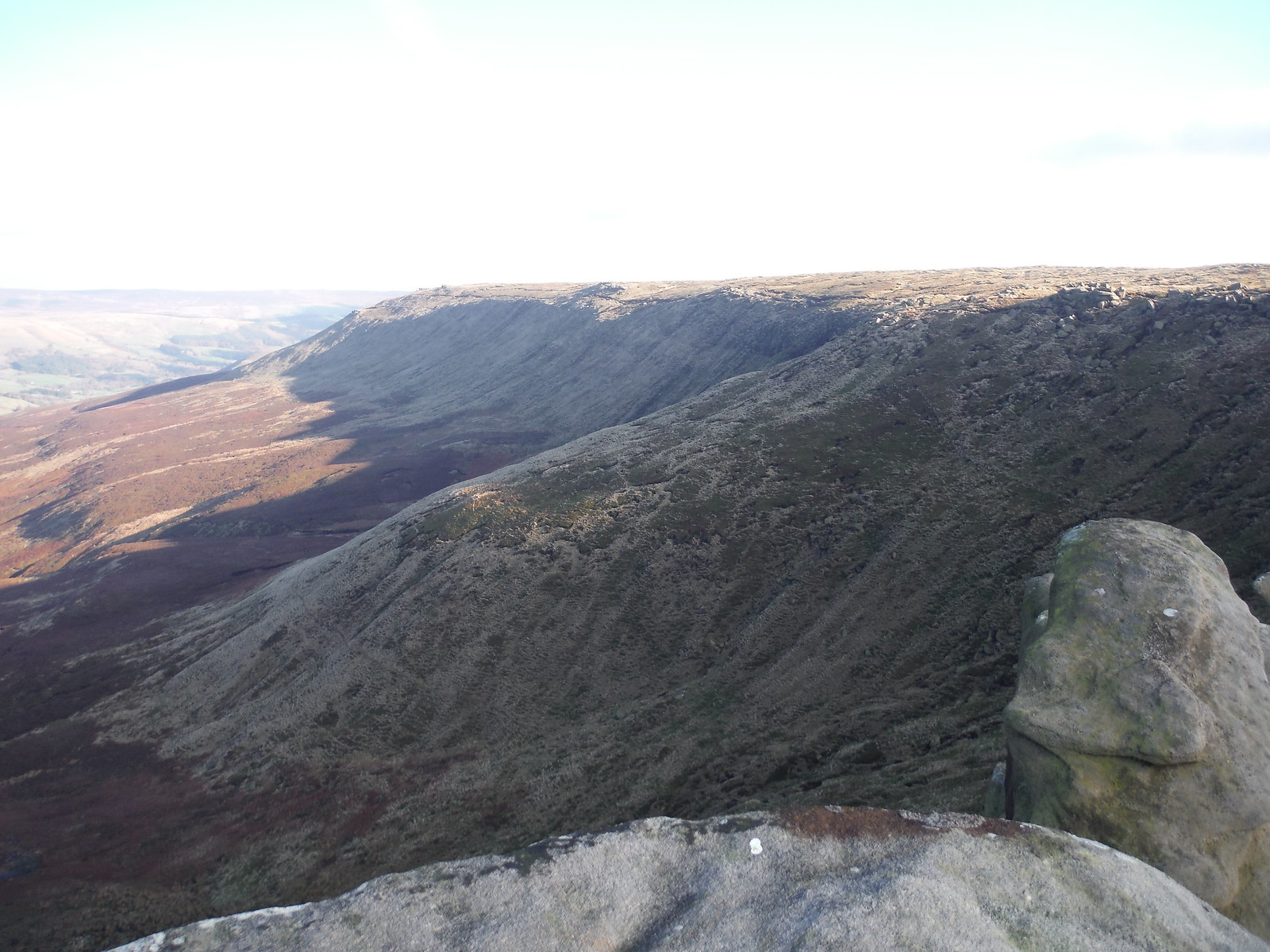Seal Edge SWC Walk 304 - Kinder Scout Circuit (from Edale)