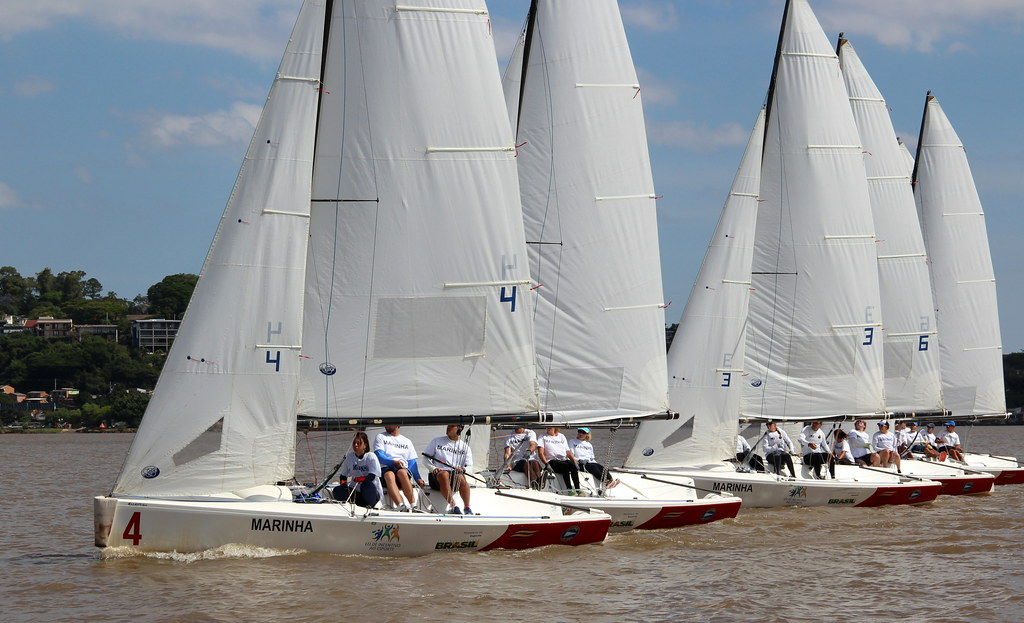 Copa Marinha do Brasil - Elliott