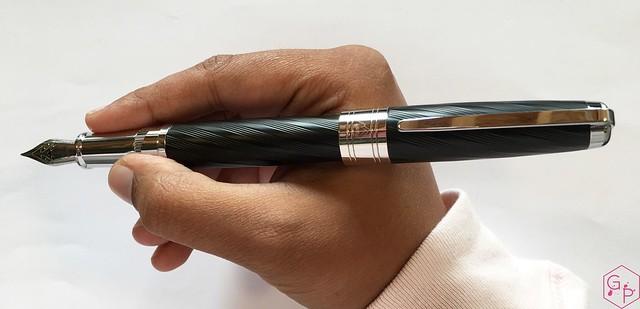 Review 3952 X800 Fountain Pen @PenChalet 11