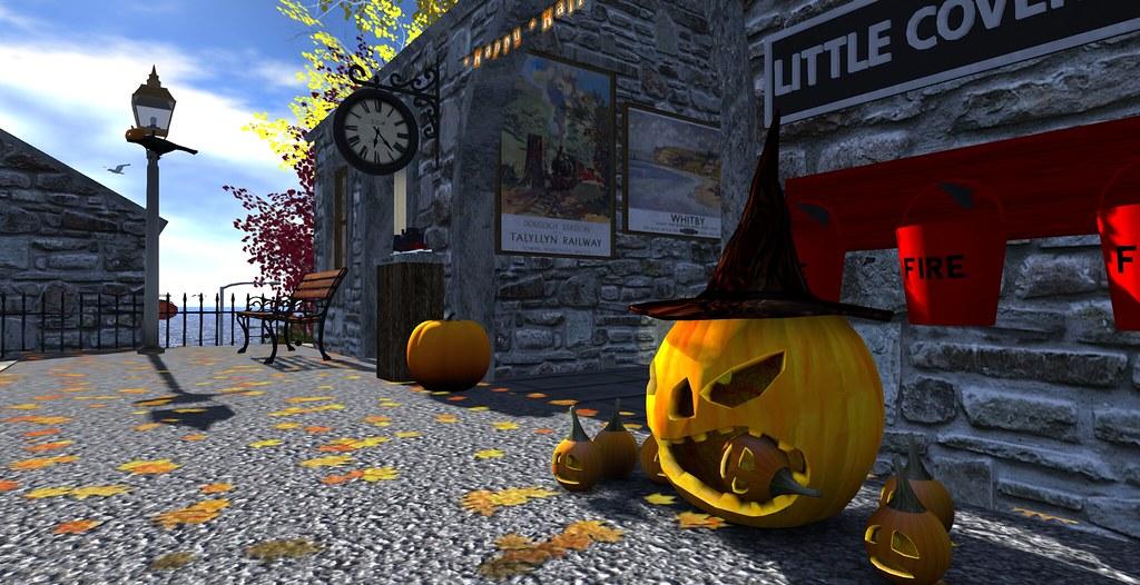 ZZR Halloween 2018 3