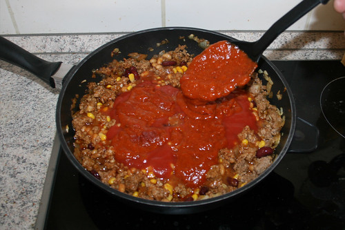 47 - Taco-Sauce hinzufügen / Add taco sauce