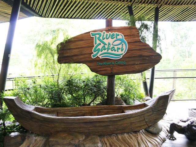 river safari Gradini si Parcuri din Singapore 1