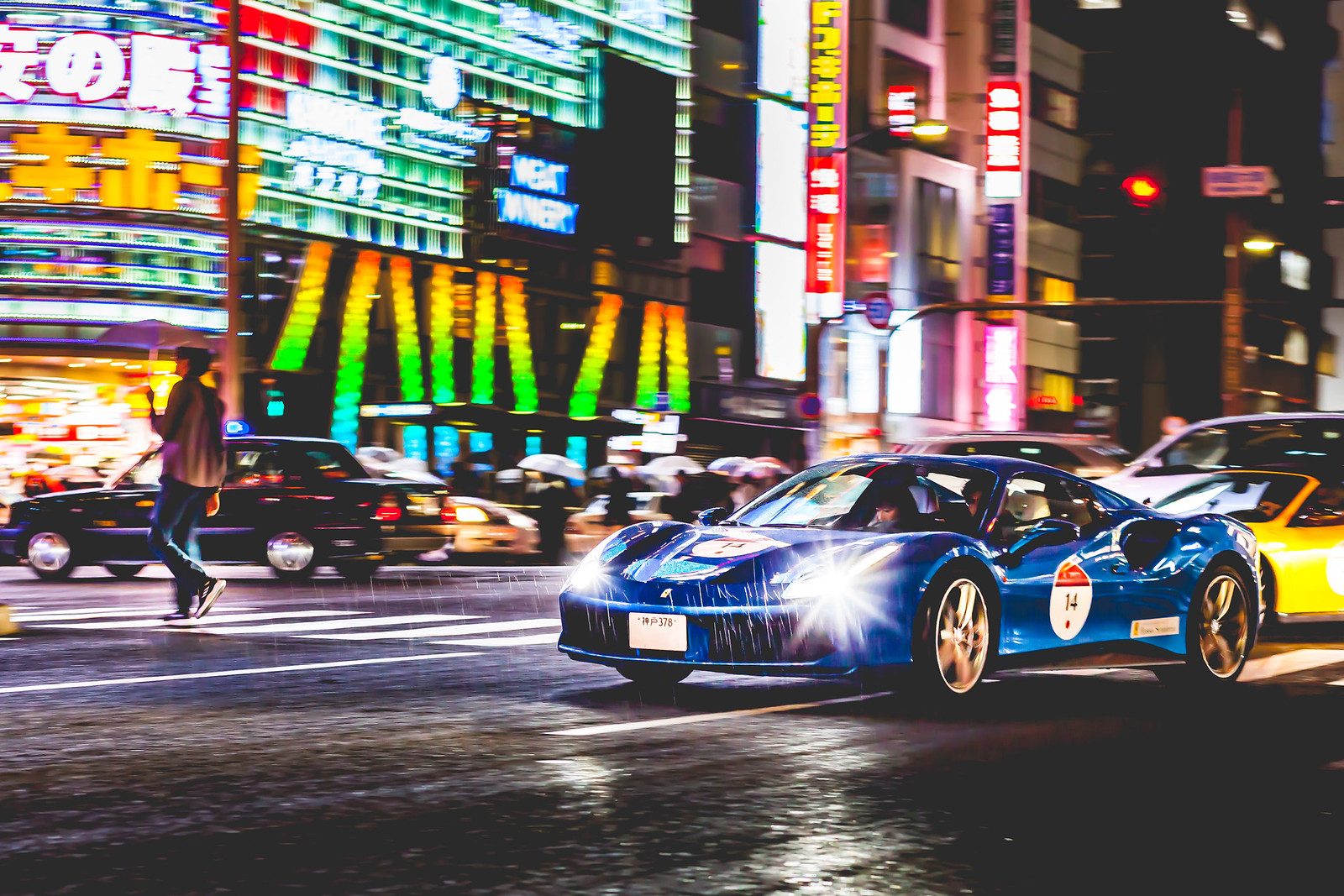 Ferrari 70th anniversary in Japan - 488GTB (10)