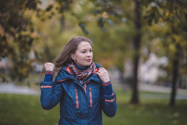 Irina - Осень 2017- Moscow