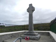 Strath Halladale War Memorial, Strath Halladale, North of Scotland, Aug 2017