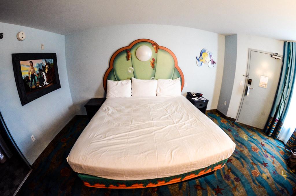 AoA bed