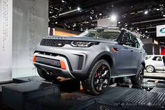 Land-Rover Discovery SVX